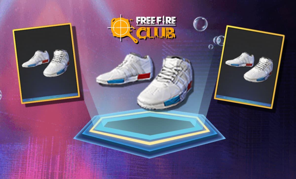 Swifts Free Fire: tênis raro de volta ao jogo - Free Fire Club