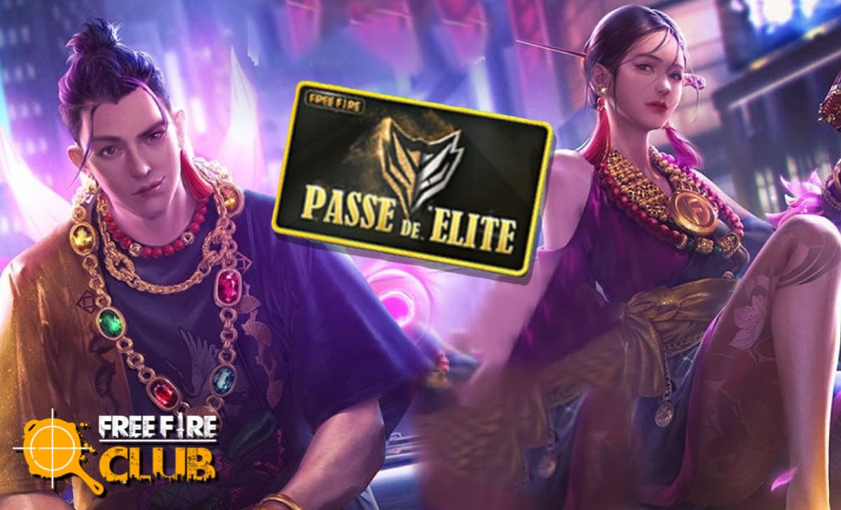 Elite Free Fire Pass February 2021 Legends of Fuji, see pre-order